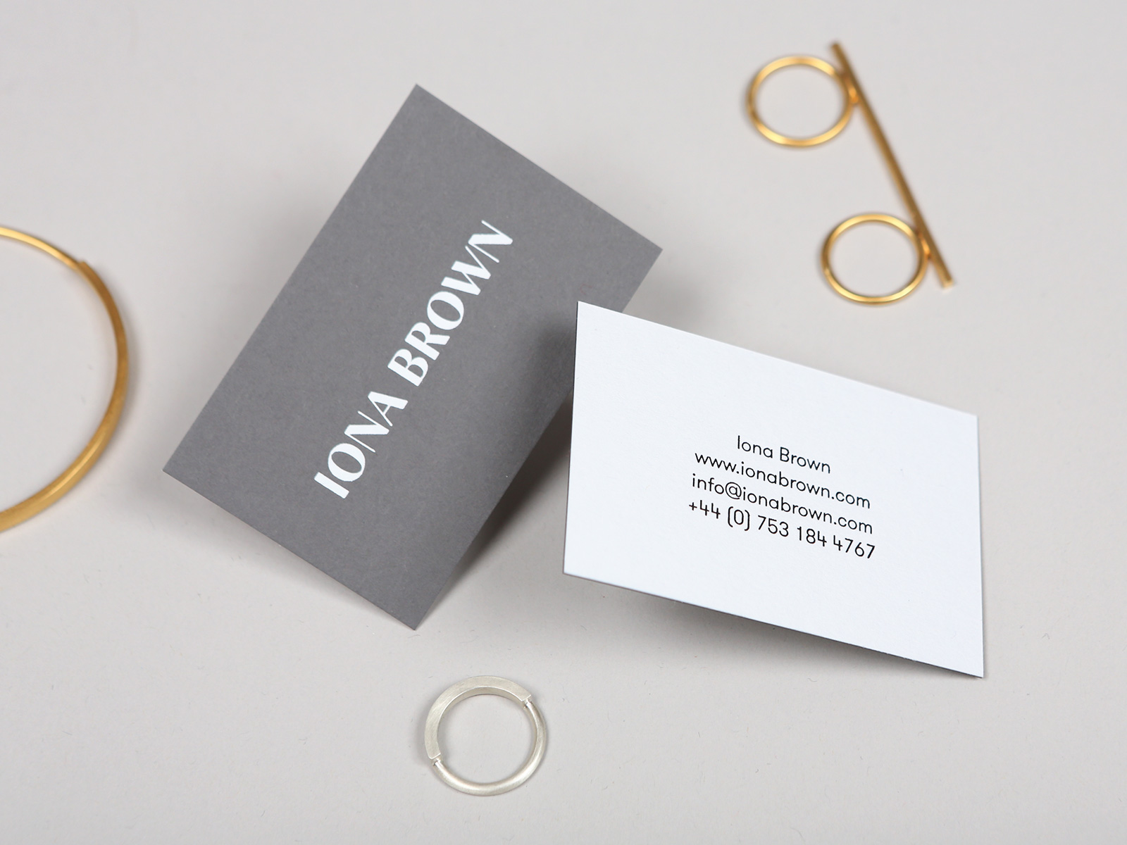Creative Business Cards Jewelry Choice Image - Card Design And Card ...